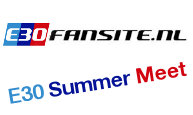 E30 Summer Meet ° Het grootste E30 Treffen!