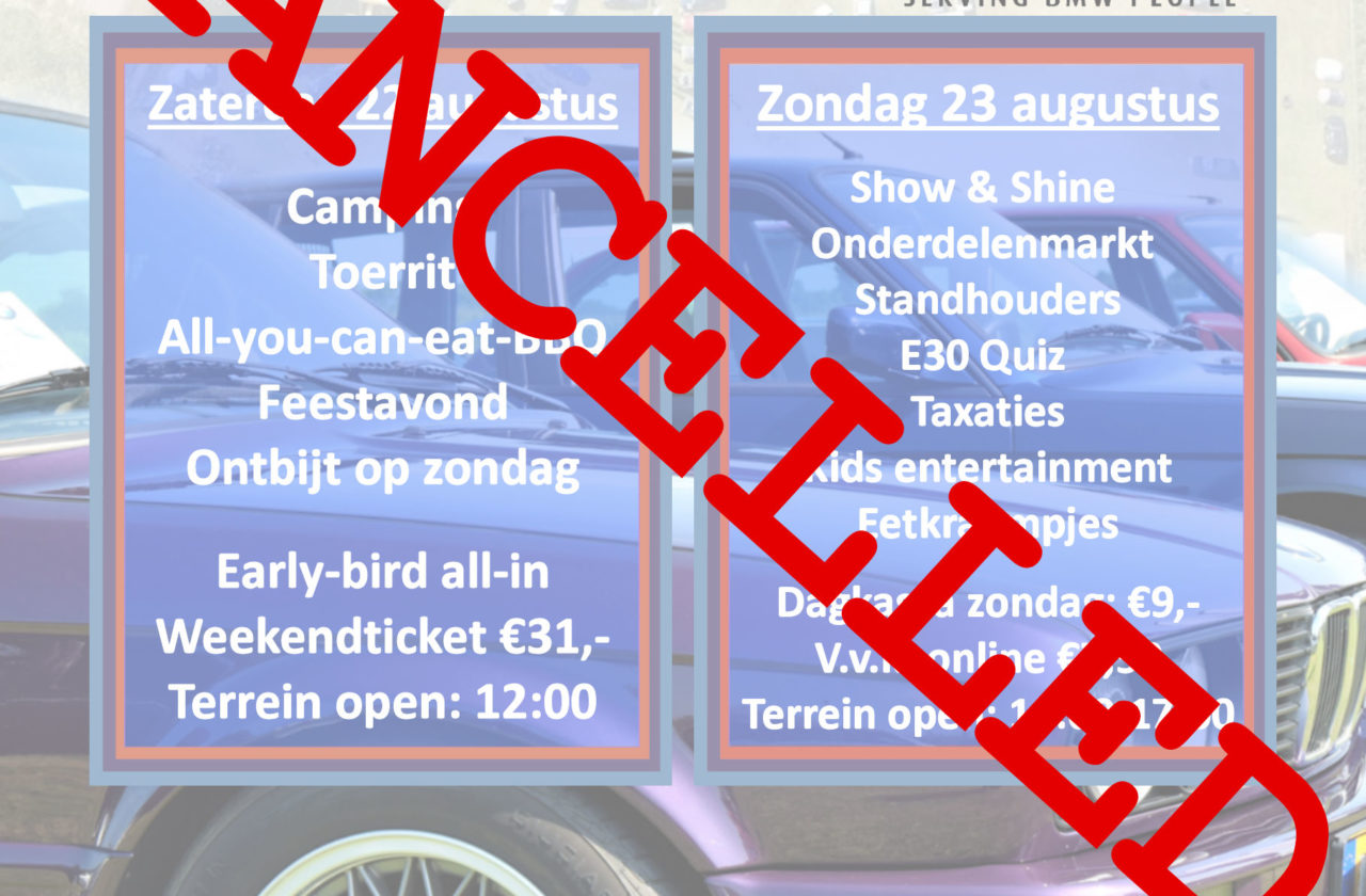 ESM2020 / Cancelled!